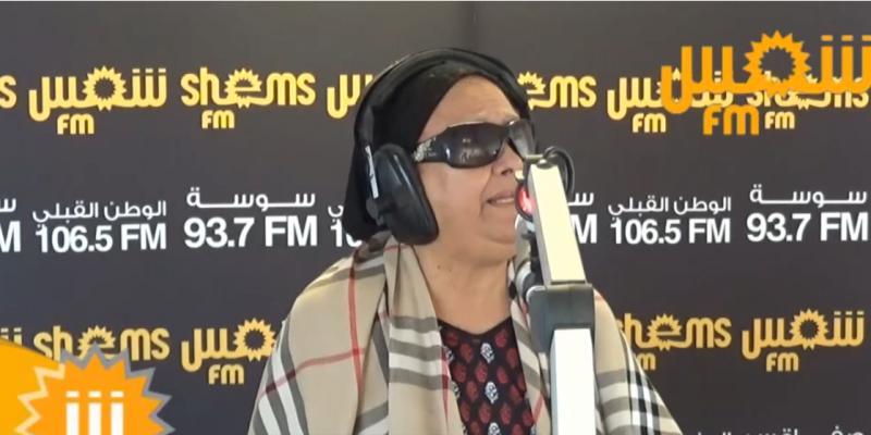 'خبر' وفاة الفنانة زهيرة سالم إشاعة