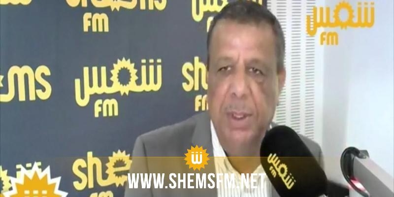عدنان الحاجي يُعلن تعليق استقالته من حركة تونس إلى الأمام