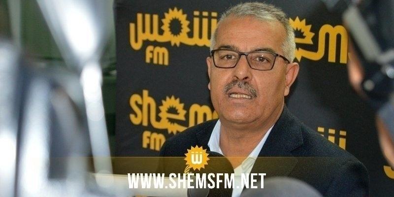 سمير الشفي: 'اتحاد الشغل لن يترك تونس للعصابات ولقناصي الفرص الإنتخابية'