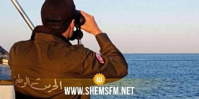 المهدية: إيقاف 13 مهاجرا سريا كانوا ينوون اجتياز الحدود البحرية خلسة