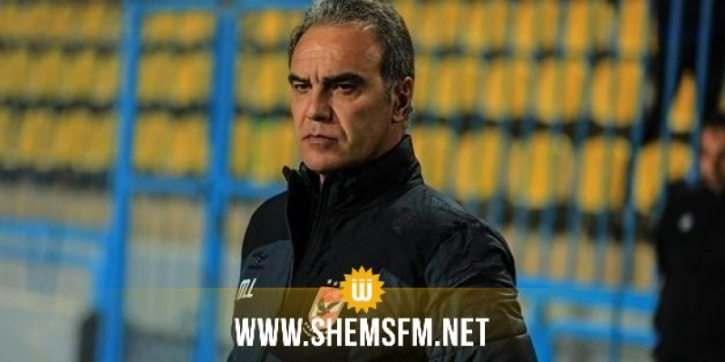 الأهلي المصري يقيل مدربه مارتن لاسارتي