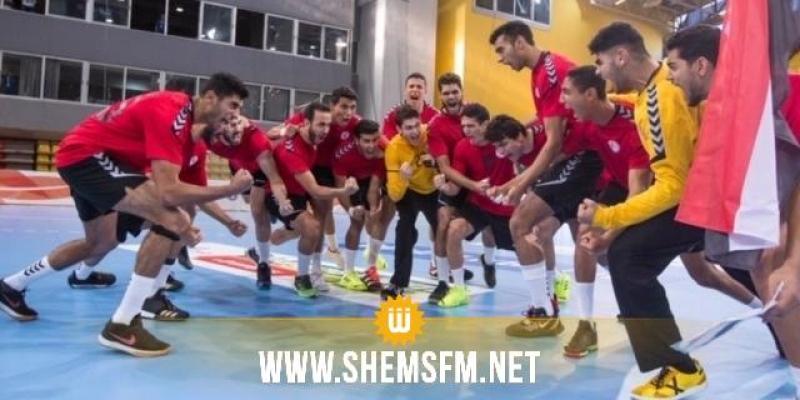 كرة اليد: منتخب مصر بطلا للعالم للناشئين