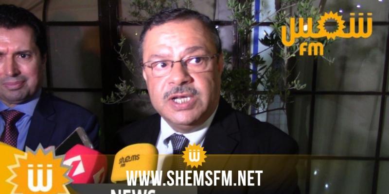 وزير الفلاحة:'الإعداد لعيد الأضحى إنطلق قبل شهرين لتفادي إنقطاع الماء'