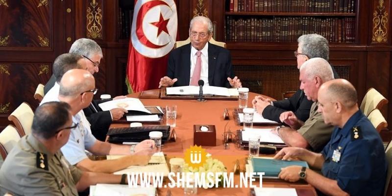 الناصر يشرف على إجتماع المجلس الأعلى للجيوش