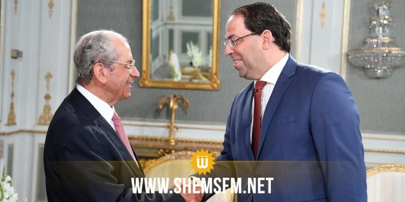 مستجدات الوضع في البلاد وآخر الاستعدادات لإنجاح الانتخابات في لقاء الناصر بالشاهد