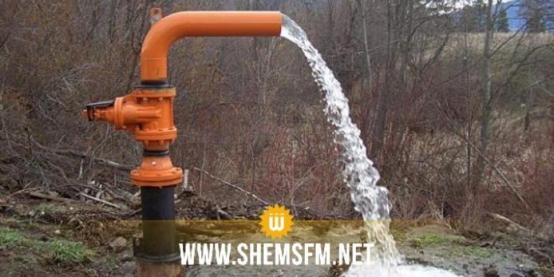 قفصة: إنجاز 4 آبار عميقة ضمن مشروع تحسين وتحلية المياه بمناطق الحوض المنجمي