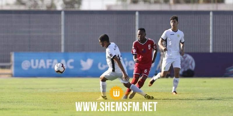 النادي البنزرتي يحقق انتصاره الأول في تصفيات كأس محمد السادس