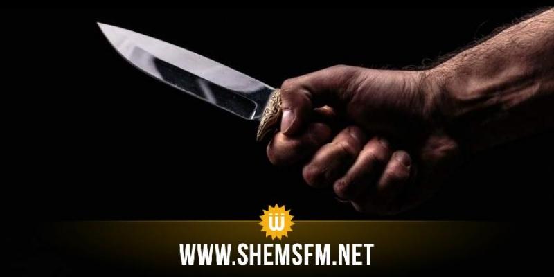 سوسة: القبض على رجل قتل زوجته طعنا بسكين