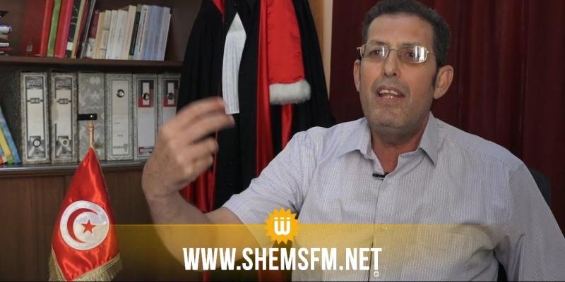 عماد الغابري:'كان بإمكان هيئة الإنتخابات الحسم في مسألة تزوير التزكيات بقرار إداري'