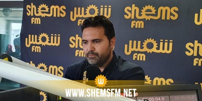 حاتم بولبيار يتهم حركة النهضة بالضغط على بعض النواب لسحب تزكياتهم له