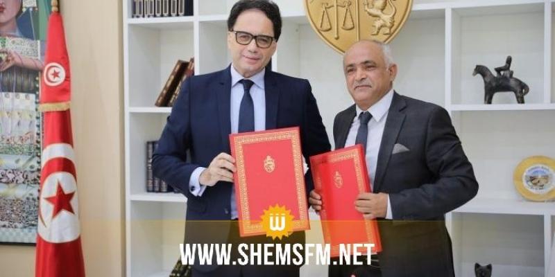 توقيع اتفاقية تتعلق بالمساعدات الظرفية لفائدة العاملين بالحقل الثقافي