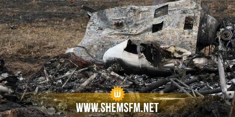 اليونان: 3 قتلى في  تحطم طائرة