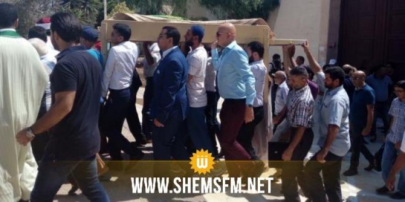 صفاقس : تشييع جثمان محمد مختار السلامي مفتي الجمهورية الأسبق