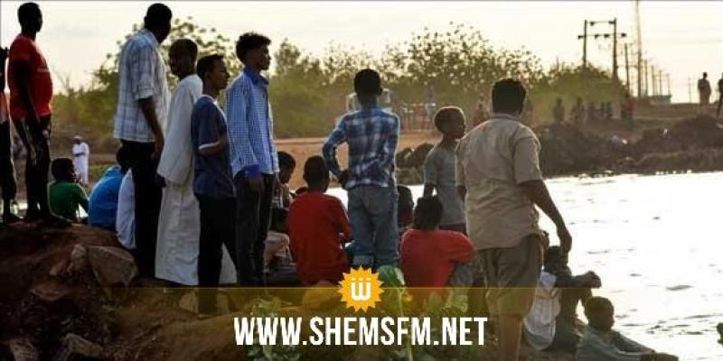 وفاة  54 شخصاً جراء الفيضانات في السودان