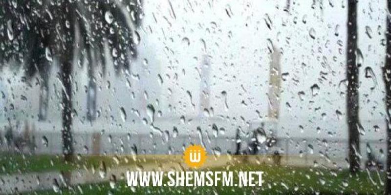تواصل مؤشرات الأمطار الرعدية والبرد ببعض الجهات