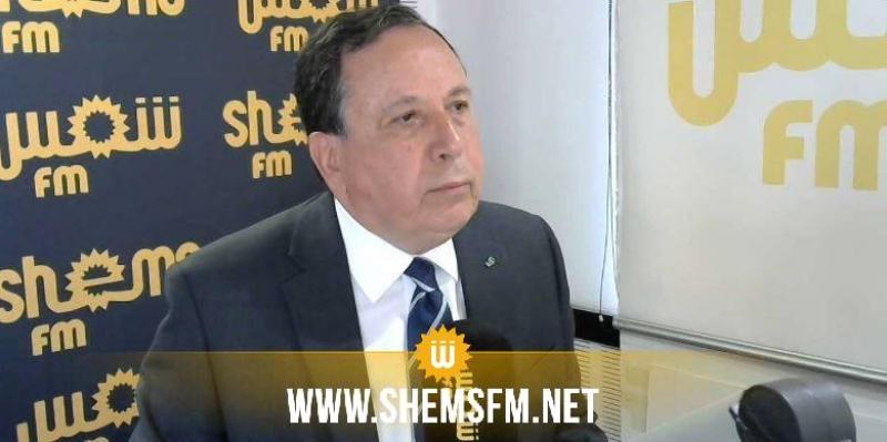 خميس الجهيناوي: 'تونس تدعم الحل السياسي في ليبيا'
