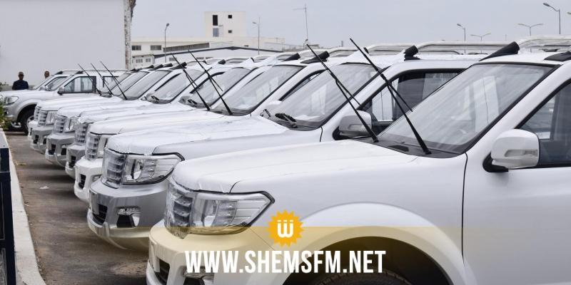 تصدير 67 سيارة تونسية الصنع إلى الكوت ديفوار (صور)