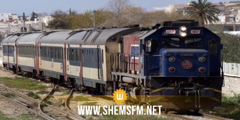 سليانة: قطار يدهس ثلاثيني وحالته حرجة ببوعرادة