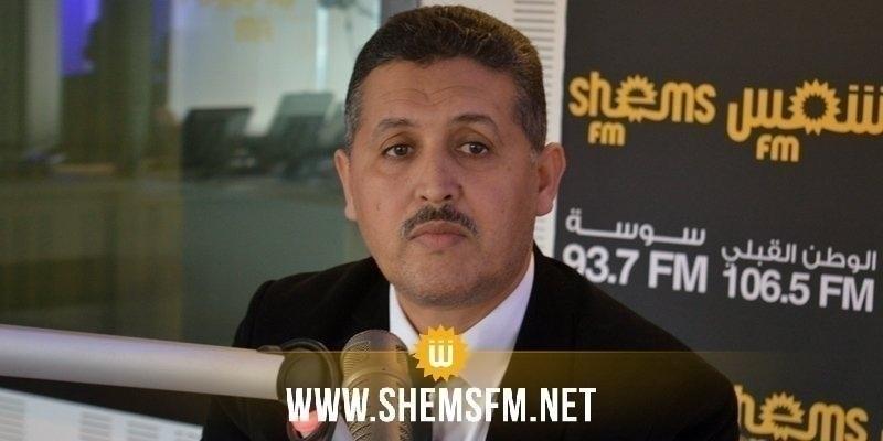 عماد الدايمي يقاضي يوسف الشاهد وتوفيق الراجحي