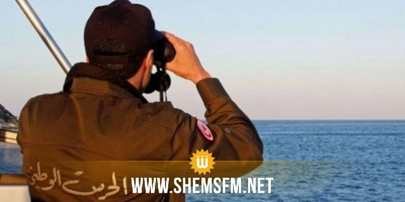قرقنة: ضبط 94 شخصا كانوا بصدد اجتياز الحدود البحرية خلسة