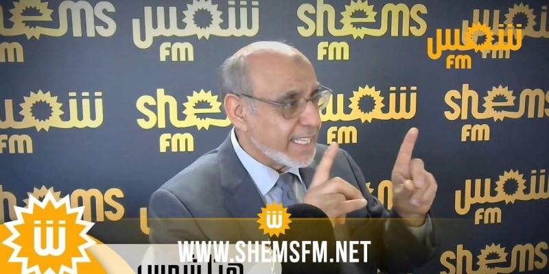 حمادي الجبالي: 'نحن الآن أمام مشروع استبدادي جديد سيقطع أنفاس الحرية'