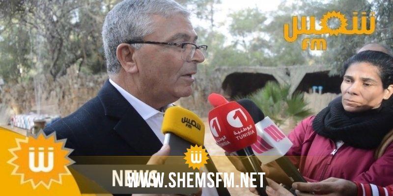 عبد الكريم الزبيدي: 'قرار إيقاف نبيل القروي جاء في ظروف مسترابة'