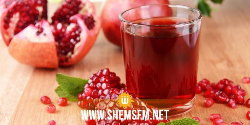 صحة: فوائد عصير الرمان وخاصة لأمراض القلب