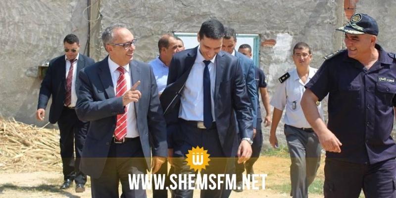 وزير العدل في زيارة فجئية للسجن المدني بالمهدية
