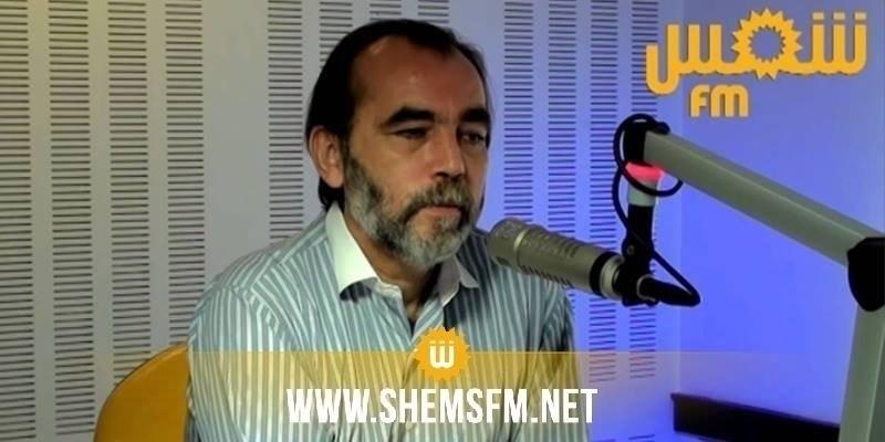 سعيد العايدي: 'سأقدم استراتيجية لمقاومة الإرهاب'
