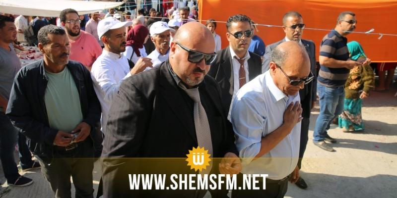 المرزوقي: أنا المترشح الوحيد الذي يمكنه غدا النزول الى الميدان وتسديد هدف