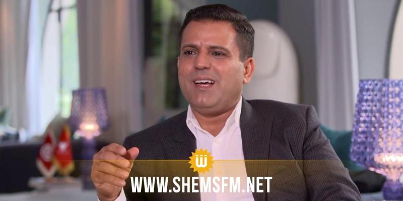 رئاسيات 2019: سالم الشائبي ممثل الحملة الإنتخابية لسليم الرياحي ضيف الماتينال