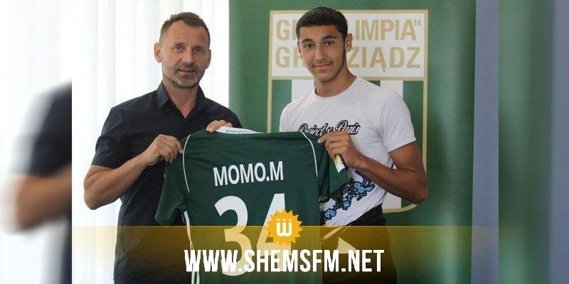 Le joueur franco-tunisien Mohamed Mefai signe avec Olimpia Grudziądz