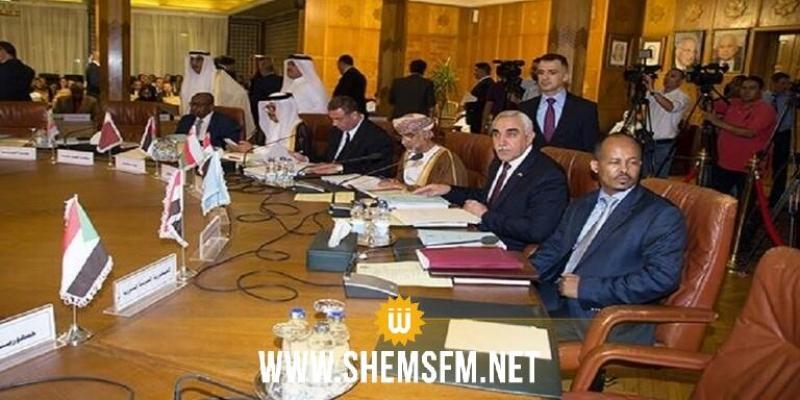العراق يدعو الجامعة العربية إلى إعادة عضوية سوريا