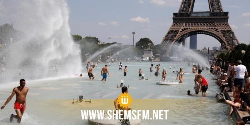 فرنسا: وفاة 1500 شخص بسبب موجة الحر