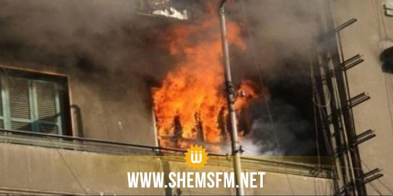 نابل: وفاة طفل وإصابة شقيقيه جراء اندلاع حريق بمنزلهم