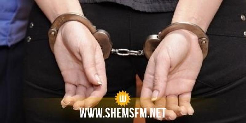 التضامن: القبض على فتاة صادر في شانها حكم بالسجن لمدة 24 سنة