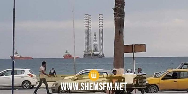 سوسة: المصطبة البترولية لن تركز في شاطئ بوجعفر
