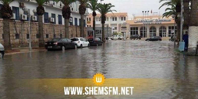 إثر تهاطل الأمطار: وفاة مواطنة في صفاقس بسبب لمسها لعمود كهربائي