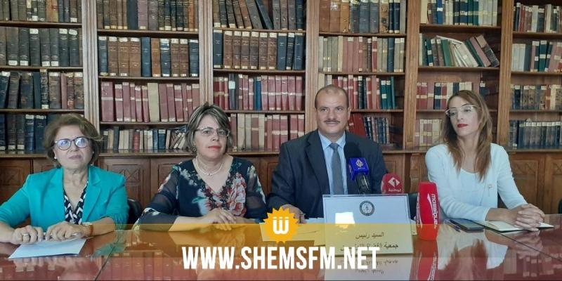 رئيس جمعية القضاة التونسيين يصف الحركة القضائية ب 'الإيجابية '