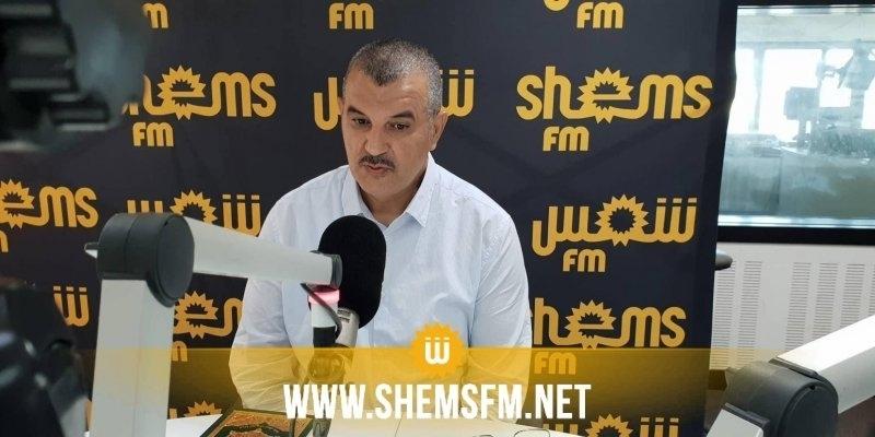 الهاشمي الحامدي: 'سأعمل على بناء سوق اقتصادية مشتركة بين تونس وليبيا والجزائر'