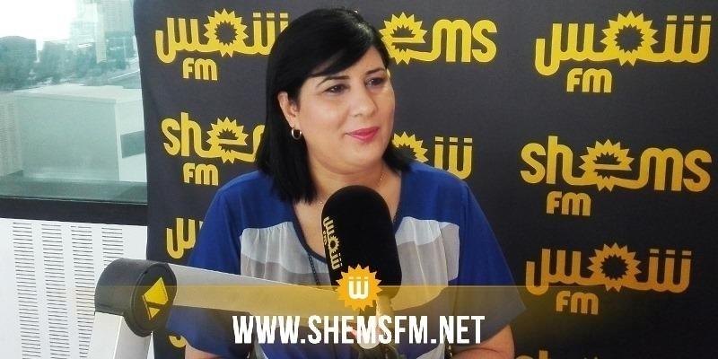 Abir Moussi : 'je suis contre le projet actuel sur l'égalité dans l'héritage'