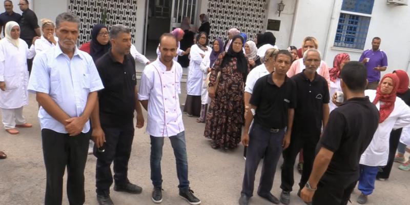 مستشفى ابن الجزار: تعرض طبيب وممرضين وعون حراسة للاعتداء