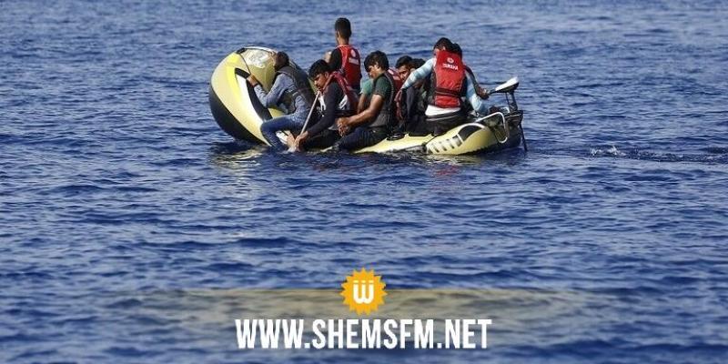 إلقاء القبض على 25 شخصا كانوا يعتزمون إجتياز الحدود البحرية خلسة