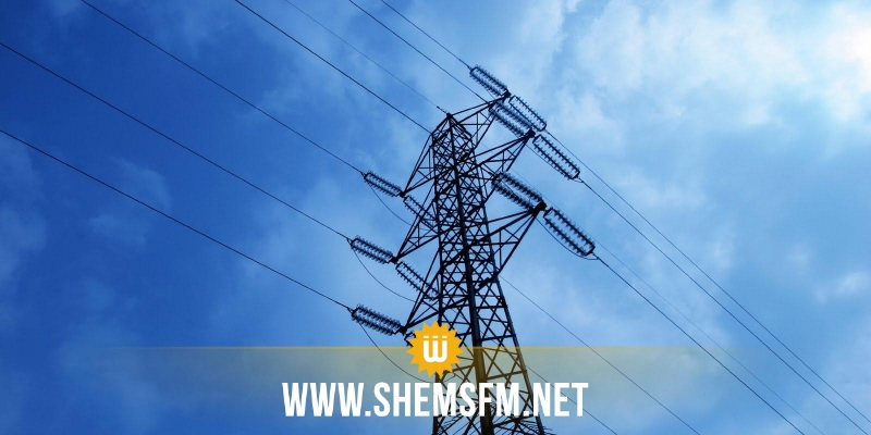 توزر: قطع التيّار الكهربائي غدا صباحا لإنجاز أشغال صيانة بالشبكة في دقاش