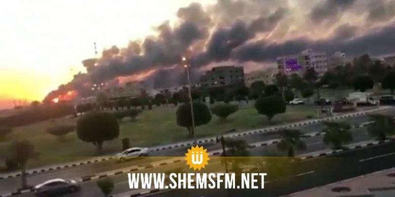 تقارير عن تأثر الانتاج بعد استهداف قلب صناعة النفط السعودية