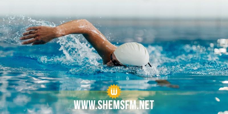 التونسي محمد خليل بن عجمية يفوز بذهبية البطولة الافريقية للسباحة في المياه الحرة