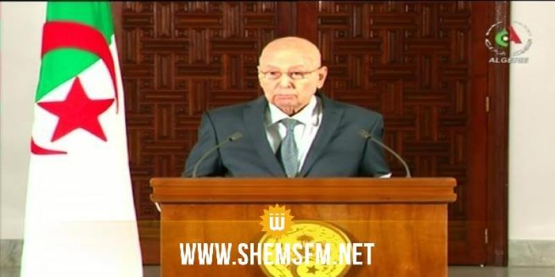 الجزائر: بن صالح يعلن 12 ديسمبر موعداً للانتخابات الرئاسية