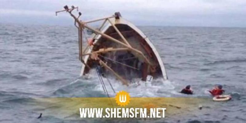 صفاقس: غرق مركب صيد يقل مهاجرين غير نظاميين