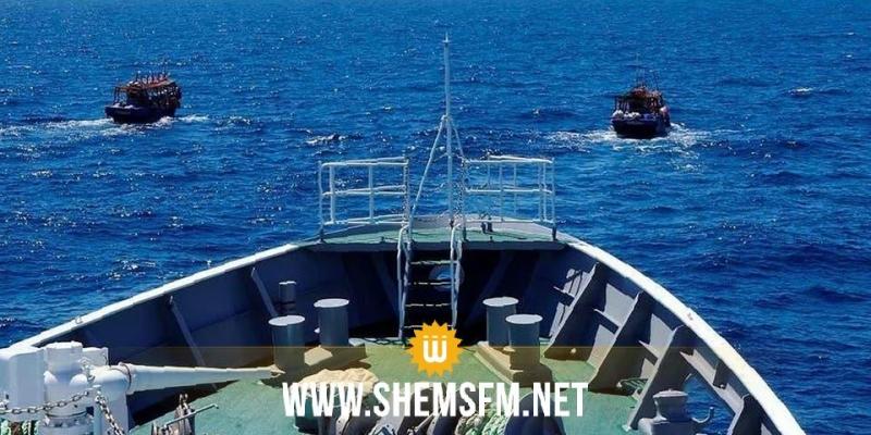 إشتباك بحري روسي - كوري شمالي: 3 جرحى و80 موقوفا
