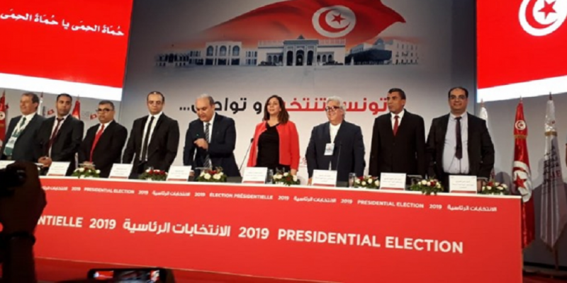 نبيل بفون يؤكد'من البلاهة أن تخضع هيئة الإنتخابات أو رئيسها للضغط'